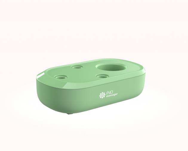 iNO 小捶專屬收納底座<br>綠色 1