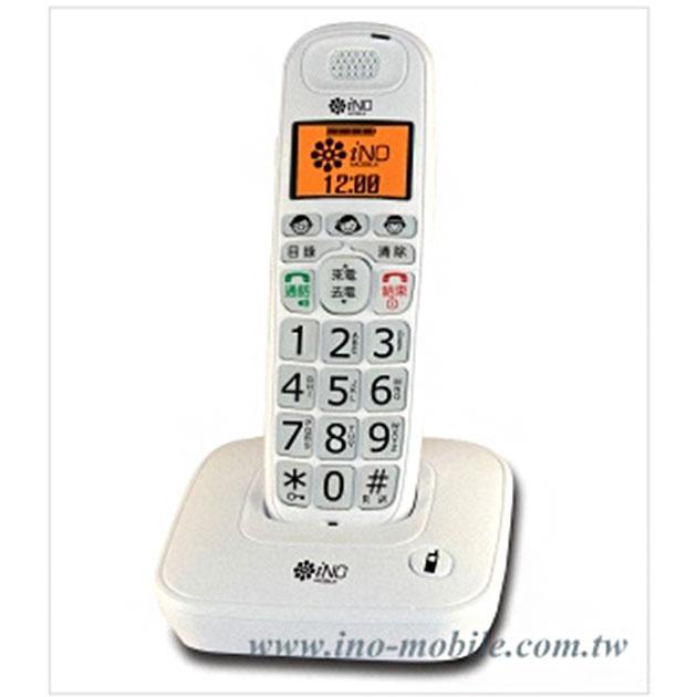 INO CP500 日本DECT大音量數位無線電話 1